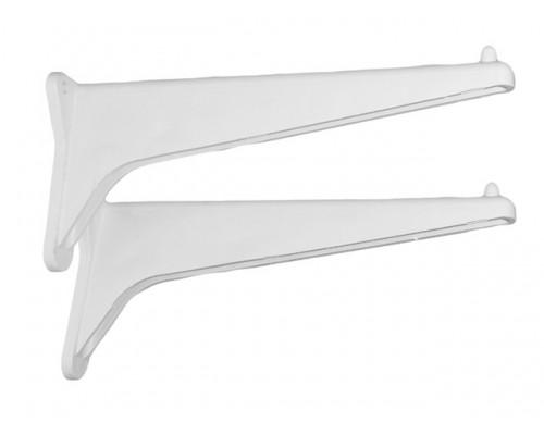 Кронштейн пластиковый для умывальника 32см, ИнкоЭр (И-Санфаянс-Кронштейн для умывальника 32см.-057)